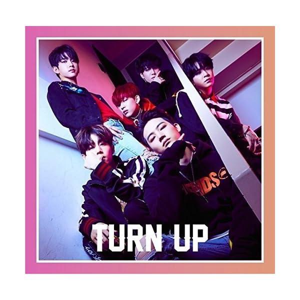 TURN UP(初回生産限定盤B)(JB&マーク...の商品画像