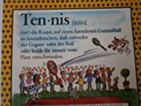 Tennis - Mini. Ein froehliches Mini - Woerterbuch