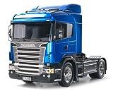 タミヤ 56318 スカニア R470 トレーラーヘッド単品 キット+フルボールベアリング【限定】
