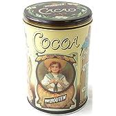 バンホーテン ココア ノスタルジック缶 500g