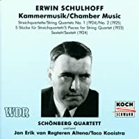Schulhoff;Chamber Music
