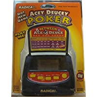 ACEY DEUCEY RED DOG HANDHELD POKER - RADICA (Vintage) [並行輸入品]