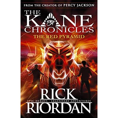 book report the red pyramid The red pyramid by rick riordan was a very intriguing story it was very detailed and it kept my attention to the last page i really liked this book because of the overall plot and extra ordinary characters really pulled me into the book.
