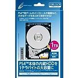 CYBER ・ 2.5インチ内蔵型ハードディスク ( PS4 用) 【1TB】