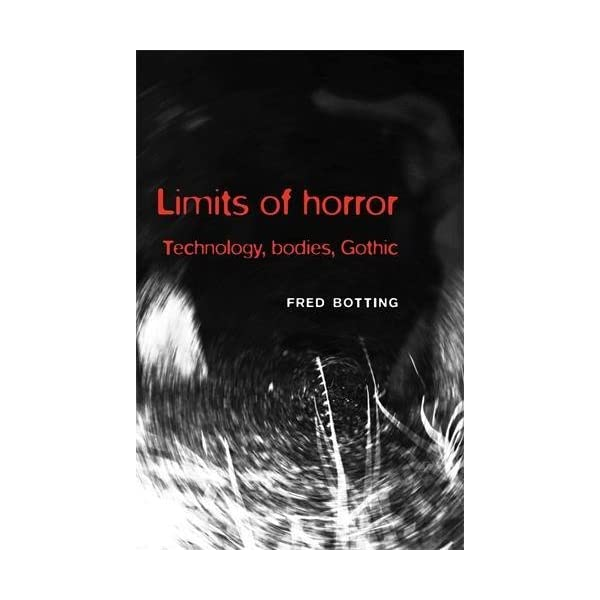 Limits of Horror: Techno...の商品画像
