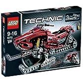 レゴ (LEGO) テクニック スノーモービル 8272