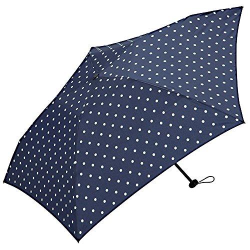 ワールドパーティー(Wpc.) キウ(KiU) 雨傘 折りたたみ傘  ブラック 黒  50cm  レディース メンズ ユニセックス 超軽量90g K34-019