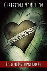 Friends without Benefits (Rise of the Discordant Book 4) (English Edition)