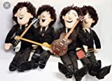 Applause Beatles Forever : Four人形セットwith Stands andダンボール表示ベース–Paul McCartney–John Lennon–リンゴ・スター–ジョージ・ハリソン