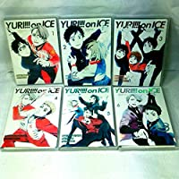アニメイトBOX付 ユーリ on ICE 全6巻セット Blu-ray
