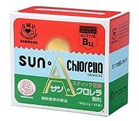サンクロレラ A 顆粒 60袋 葉酸 鉄 ビタミン