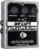 『並行輸入品』Electro Harmonix ◆ Octave Multiplexer ◆ギターコンパクトエフェクター/オクターバー