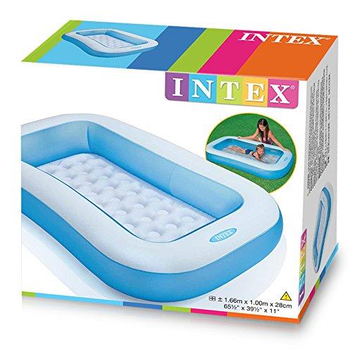 INTEX(インテックス)レクタングラベビープール ME-7001