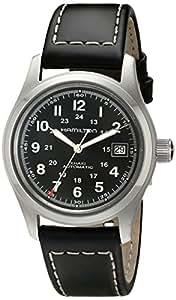 [ハミルトン]HAMILTON 腕時計 KHAKI FIELD AUTO H70455733 メンズ [正規輸入品]