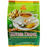 3A Instant Ginger Tea, Honey, 20 Count