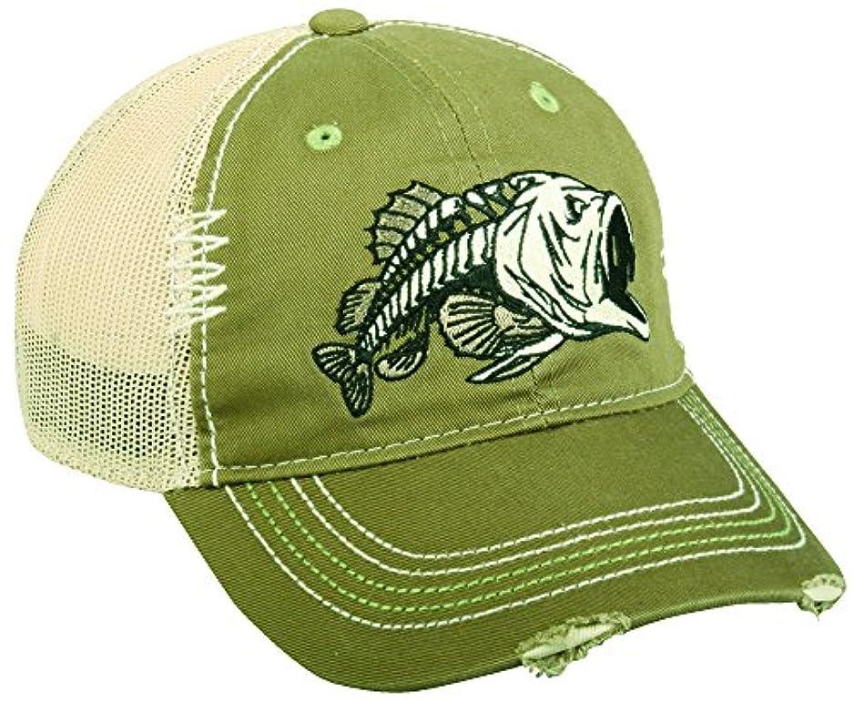 ほとんどないチャンス準拠Steelcut HAT メンズ カラー: グリーン