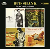 Four Classic Albums by Bud Shank (2006-04-03)