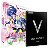 VOCALOID4 Library 音街ウナ V4+VOCALOID4 Editorセット