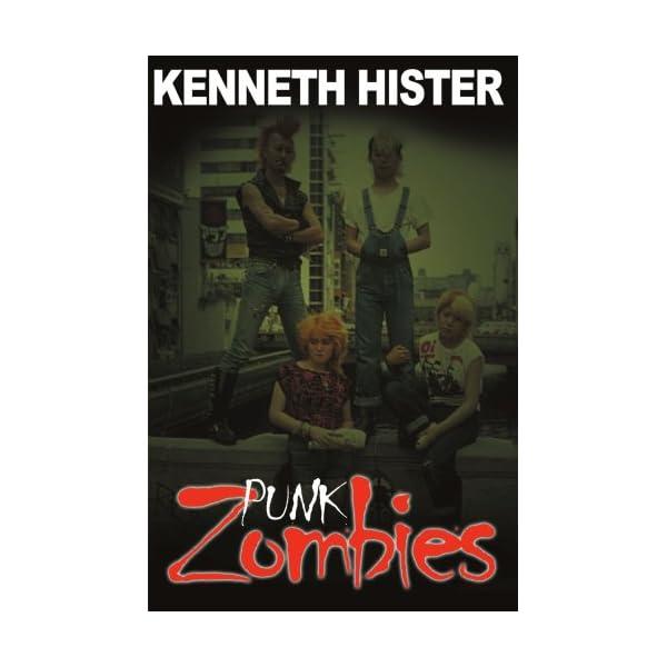 Punk Zombiesの商品画像