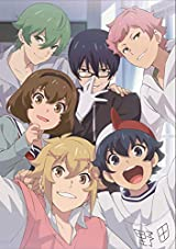 「厨病激発ボーイ」BD全4巻予約開始。TV未放送OVAも収録