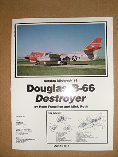Douglas B-66 Destroyer (Minigraph)