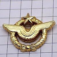 限定 レア ピンバッジ 戦闘機パイロットのマーク飛行機 ピンズ フランス