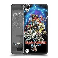 オフィシャルIron Maiden Best Of Beast アート ハードバックケース HTC Desire 530