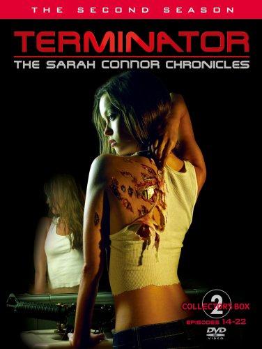 ターミネーター : サラ・コナー クロニクルズ 〈セカンド・シーズン〉 コレクターズ・ボックス2 [DVD]の詳細を見る