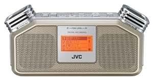 JVC RD-R1-N ポータブルデジタルレコーダー ライトゴールド