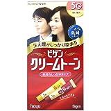ホーユー ビゲン クリームトーン 【5G 深い栗色】