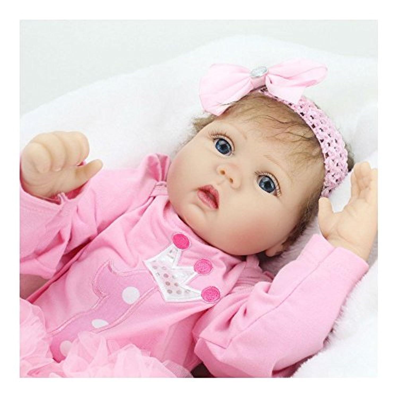 ハンドメイド人形Reborn Babyリアルな新生児赤ちゃん22