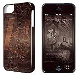 ライセンスエージェント デザジャケット STEINS;GATE 0 iPhone 5/5s/SEケース&保護シート デザイン02 DJGA-IPSF-m02