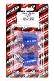 アグラス(AGRAS) バーエンド 外径 φ32 ワンピースタイプ ブルー YZF-R1(02-08) YZF-R6(06-09) 300-260-000B
