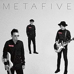 【Amazon.co.jp限定】METAHALF(オリジナル缶バッジ付き)