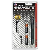 MAG-LITE(マグライト) ミニマグライト 2AAA LED ブラック 【日本正規代理店品】 SP32016