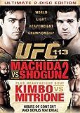 Ufc 113: Machida Vs Shogun 2 [DVD] [Import]