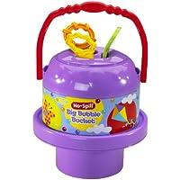 Little Kids Fubbles No Spill Big Bubble Bucket, Purple by Little Kids [並行輸入品]