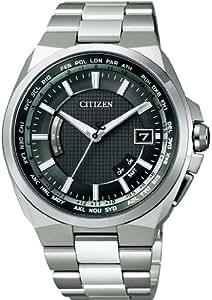 [シチズン]CITIZEN 腕時計 ATTESA アテッサ Eco-Drive エコ・ドライブ 電波時計 ダイレクトフライト 針表示式 CB0120-55E メンズ