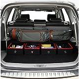 KMMOTORS トランク整理の達人、引出式トランク収納ボックス(一般型/レッド)