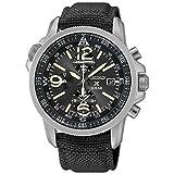 【SEIKO】セイコー PROSPEX 100m防水 ソーラー クロノグラフ 腕時計 メンズSSC293P2 [並行輸入品]