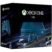 【Amazon.co.jp限定】Xbox One 1TB 『Forza Motorsport 6』 リミテッド エディション (KF6-00043) (特典【10 Year カー パック ご利用コード】 同梱) 【メーカー生産終了】