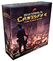 Catalyst Game Labs CAT2770X No Shadow Run Cross Fire Game Prime Deck Building Game