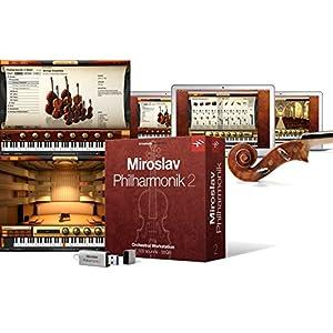 IK Multimedia Miroslav Philharmonik 2 アップグレード版 - オーケストラ・サウンド・コレクション【国内正規品】
