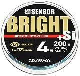 ダイワ  ライン 棚センサーブライト+Si 4.0号  200m