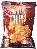 プロテイン チップス BBQ バーベキュー フレイバー クエスト 8袋セット 並行輸入品 Quest Nutrition Protein Chips Bbq 1.125 oz (32 grams) Pack of 8 海外直送品