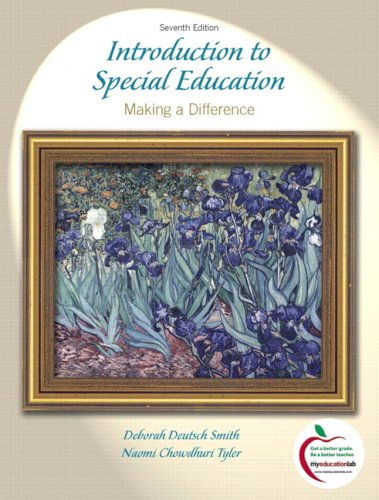 Download Introduction to Special Education: Making A Difference 0205600565