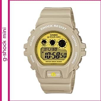 (カシオ) CASIO g-shock mini レディース 腕時計 メンズ 時計 GMN-692-8BJR ベージュ
