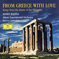 From Greece With Love: Songs From the Olympics