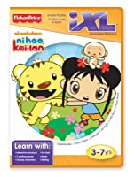 Fisher-Price iXL Learning System Software Ni Hao Kai-lan [並行輸入品]