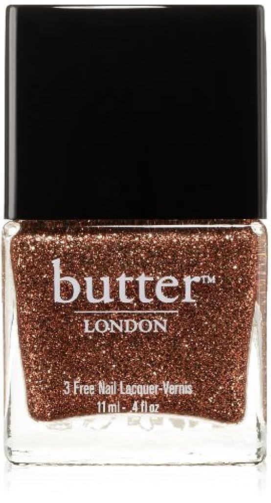 駐地目を覚ます予見するButter London 3 Free Nail Lacquer Bit Faker (並行輸入品)